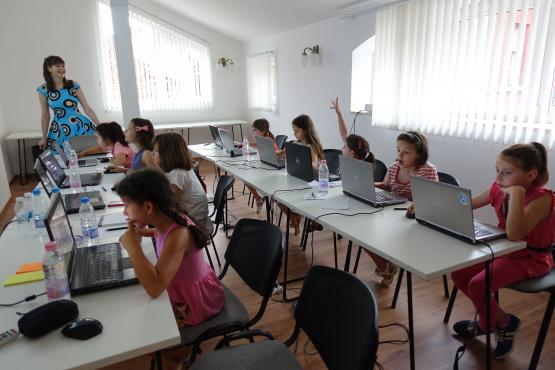 First Steps in Coding for Girls